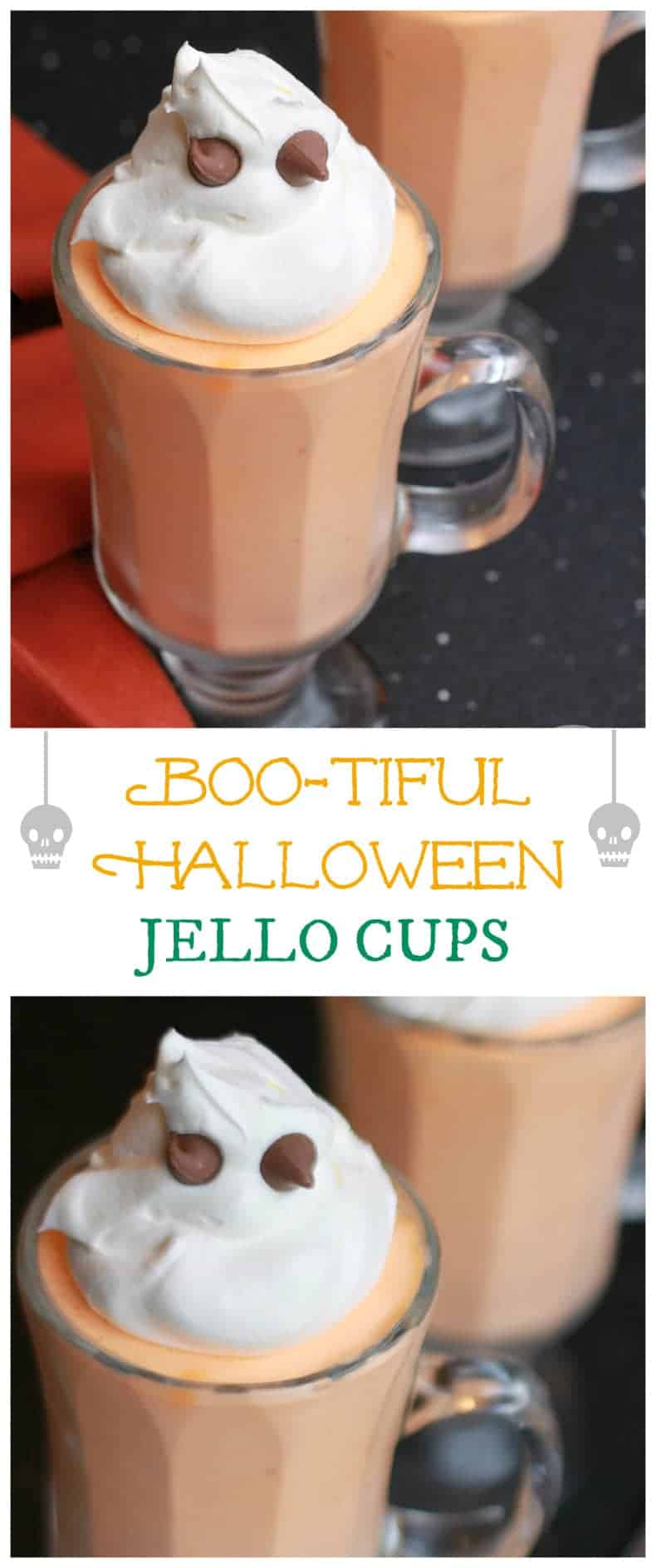 halloween jello cups recipe