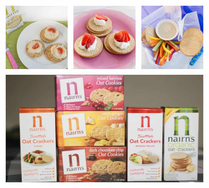nairn's oatcake and cookies canada review