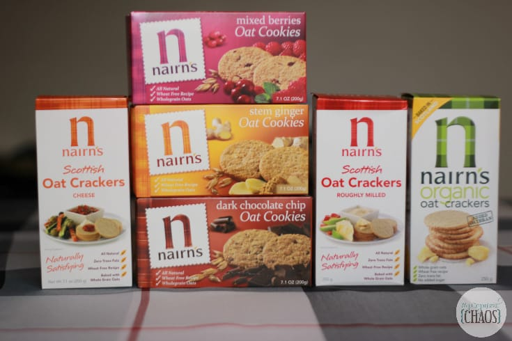nairns oatcakes and cookies canada