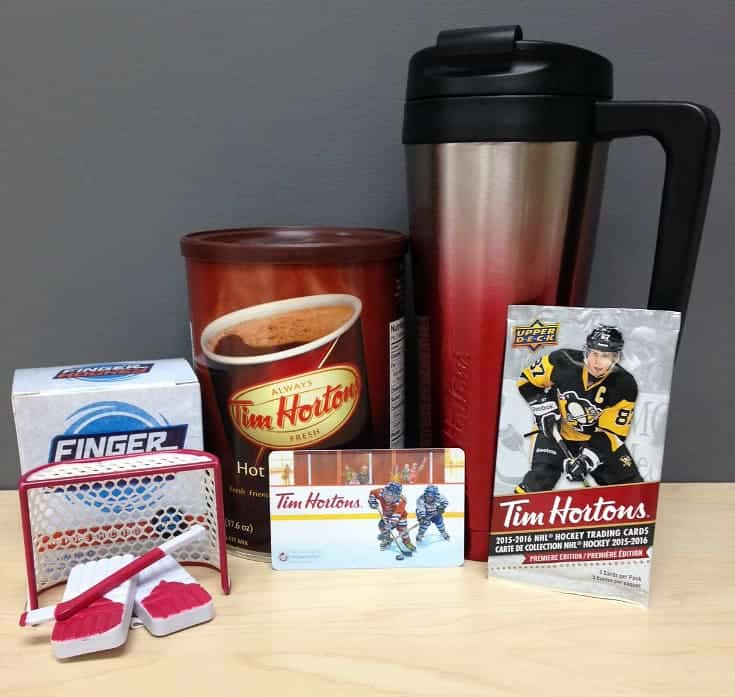 Tim Hortons Collector's Series NHL Trading Cards