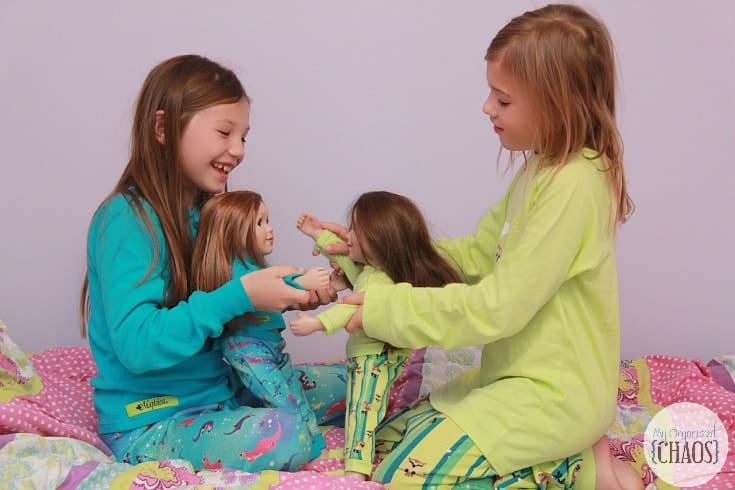 Canadian Maplelea Doll Pajamas