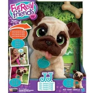 Furreal Friends – JJ My Jumpin' Pug