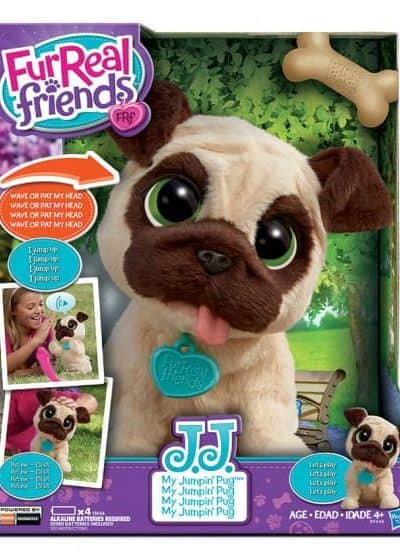 Furreal Friends – JJ My Jumpin' Pug