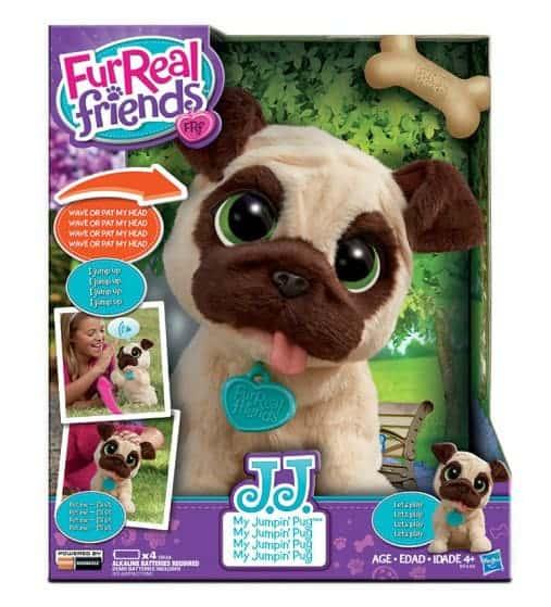 Furreal Friends JJ, My Jumpin' Pug