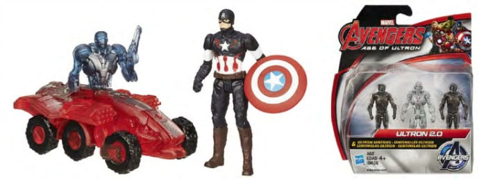 MARVEL'S AVENGERS AGE OF ULTRON Figure
