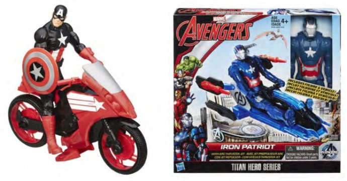 MARVEL'S AVENGERS TITAN HERO SERIES Vehicle Assortment