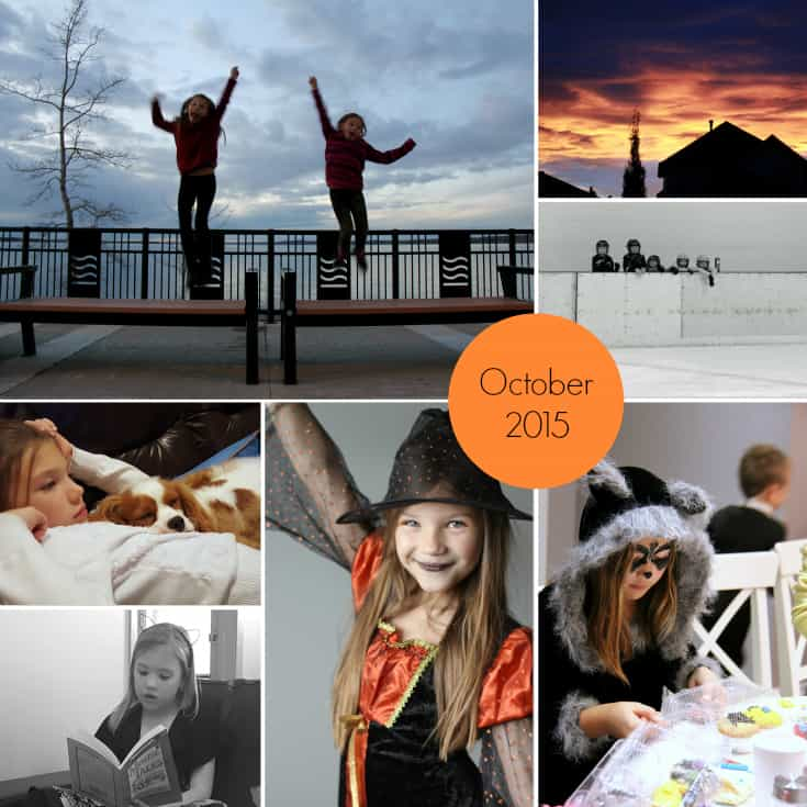 Month In Photos: October 2015