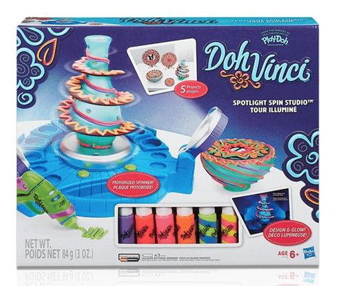 DohVinci Spotlight Spin Studio Kit