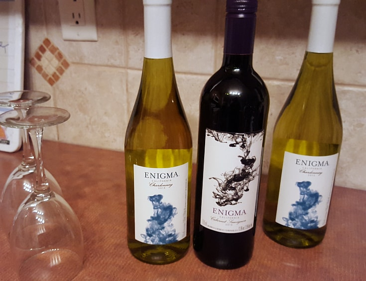 enigma wine girls night out