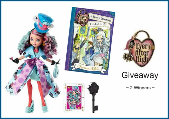 ever after high giveaway