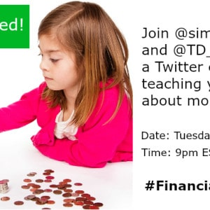 Come to the #FinanciallyFit Twitter Party