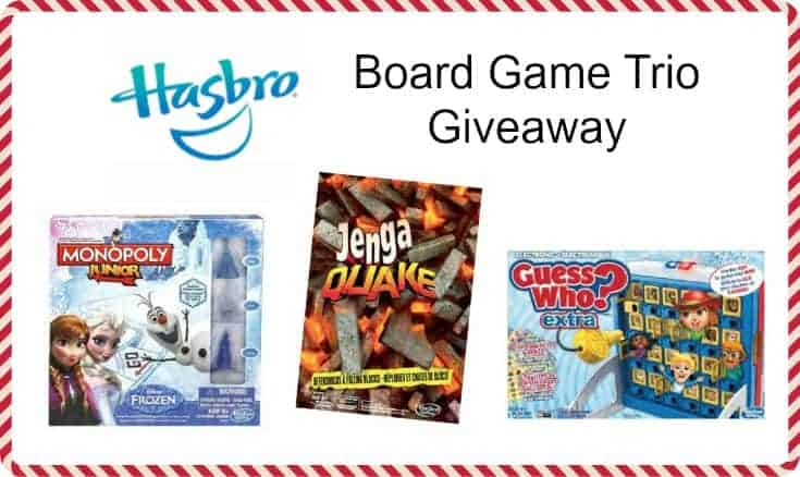 Get your Game On with HASBRO