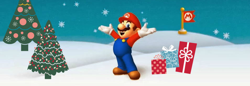 holiday gifts from Nintendo