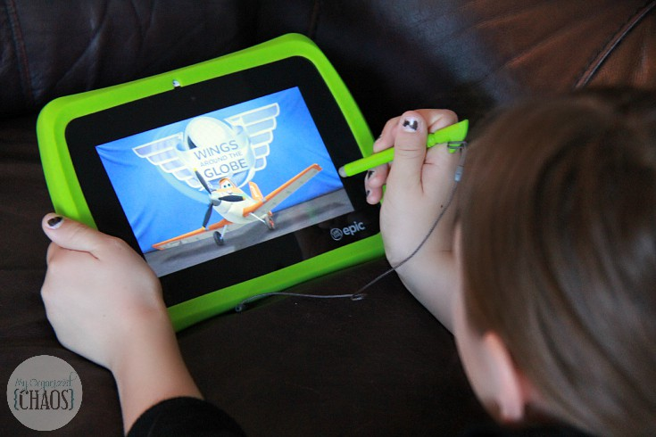 leapfrog epic games kids review