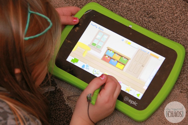 leapfrog epic reciew fun education tablet