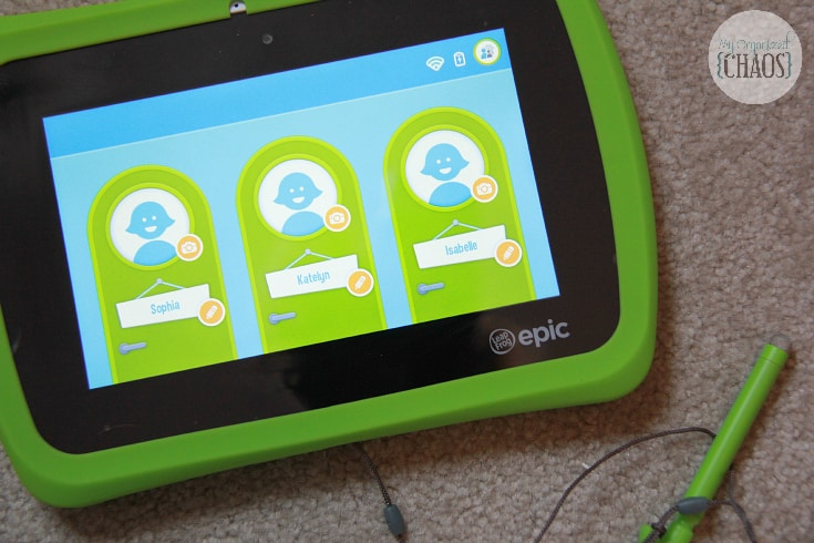 seperate kid profiles leapfrog epic review canada