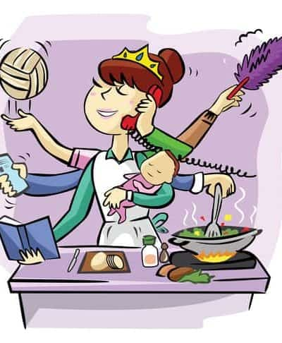 The Secrets of a Multi-Tasking Mom