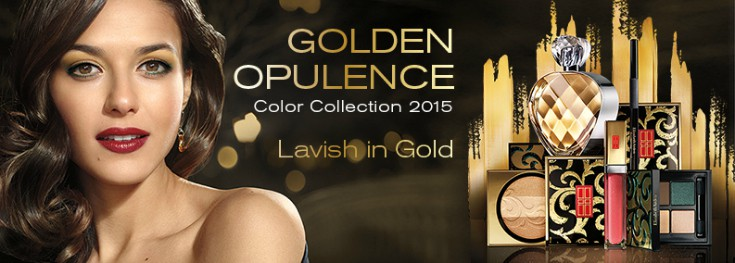 Elizabeth Arden Golden Opulence Limited Edition Color Collection