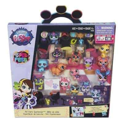 Littlest Pet Shop Pet Party Spectacular giveaway canada