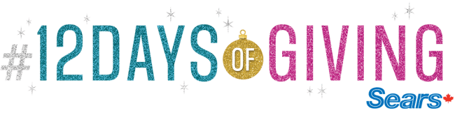 Sears 12 Days of Giving