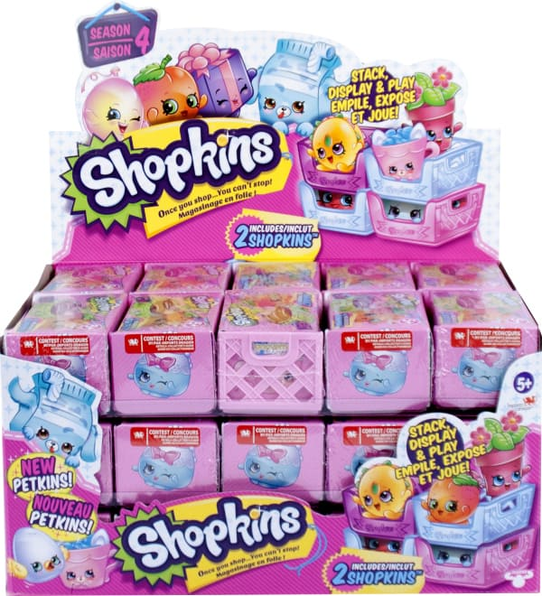 Shopkins season 4 showcase