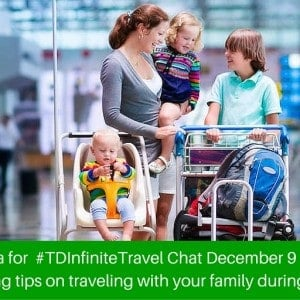 Get Travel Tips at the #TDInfiniteTravel Twitter Chat