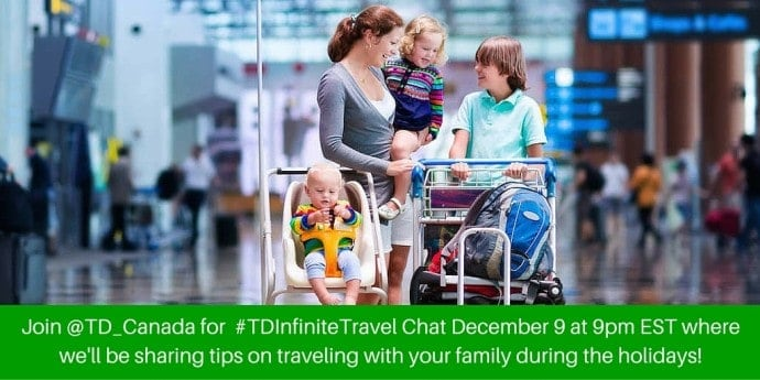 TDInfiniteTravel Chat