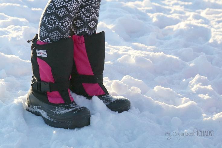 stonz winter bootz Canada