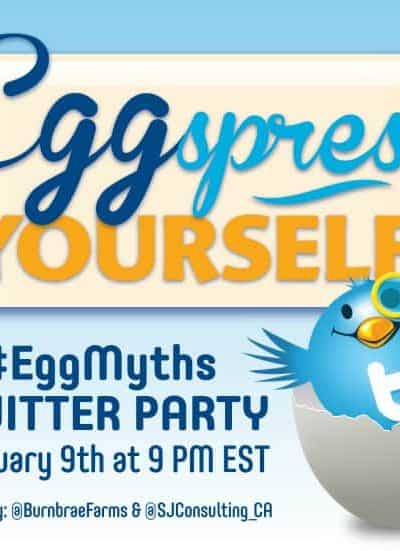 Egg Myths Uncovered – #EggMyths Twitter Party