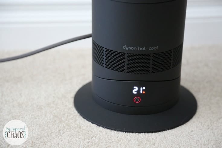 dyson hot cool bladeless fan heater review canada