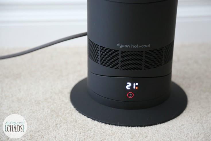 Dyson Hot Cool Am09 Bladeless Fan Heater