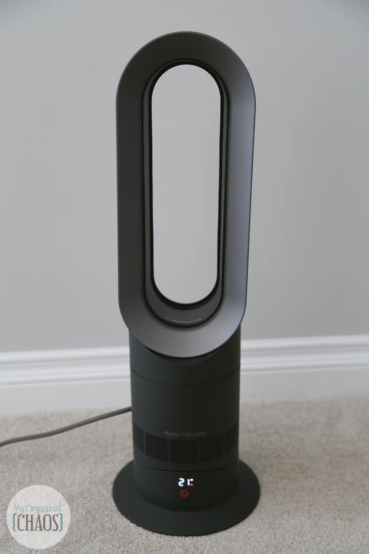 dyson hot+cool AM09 fan heater review