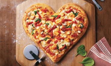Boston Pizza Shares the Love this Valentine's Day