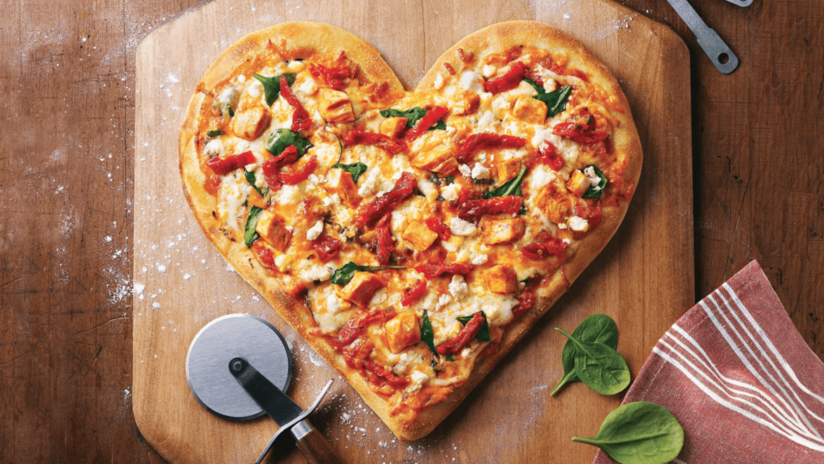 boston pizza valentine's day