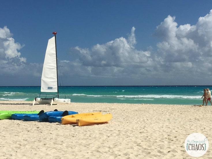 riu playacar beach mexico travel
