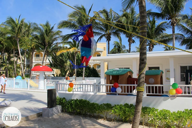 riu playacar kids club