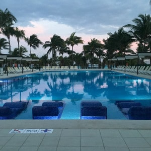 The Newly Renovated Riu Playacar Resort