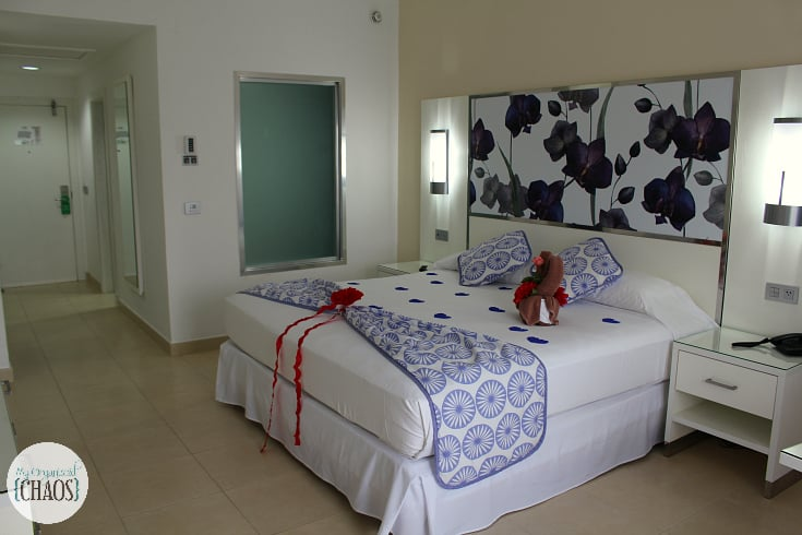 riu playacar standard rooms