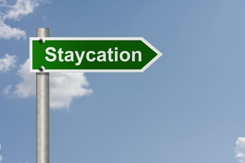 Spring Staycation Tips