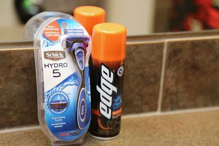 schick hydro 5 mens razor