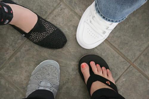 shoe company sale canada