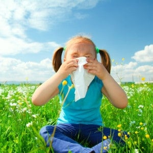 Spring Allergy Relief For Kids