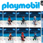 New Additions to PLAYMOBIL's NHL Hockey Themed Toys