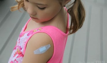 Winning the Battle Between Kids and Bandages