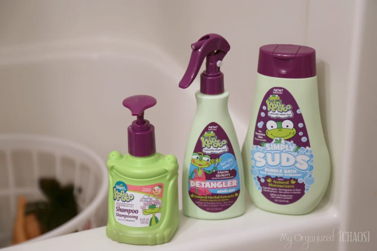 better hygeine kids with kandoo personal products