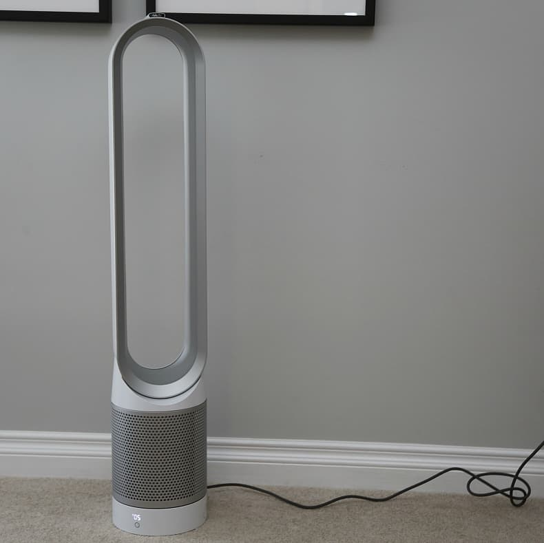 dyson pure cool air purifier review