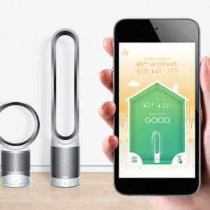 Dyson Pure Cool Link App – Intelligent Air Purifier