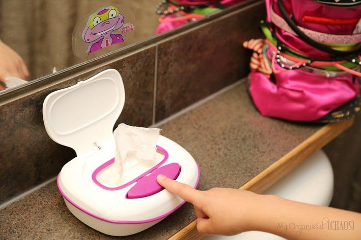 kandoo flushable wipes better hygiene habits kids