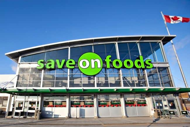 save on foods rewards card