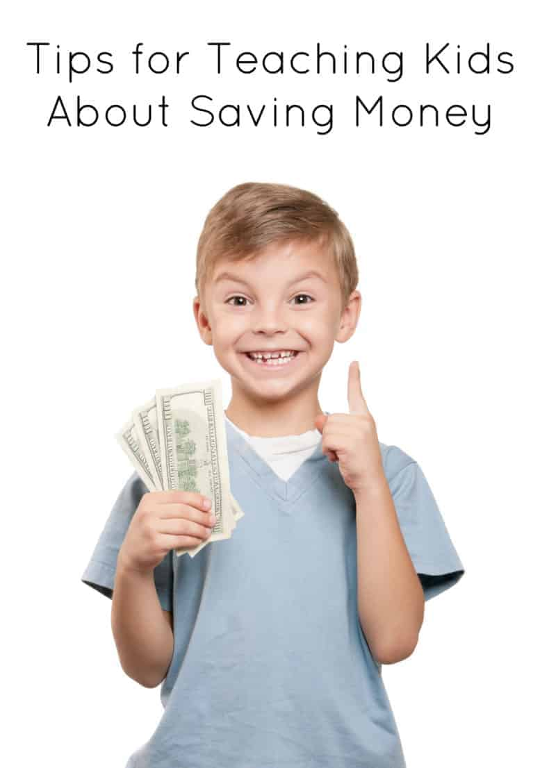 Tips for Teaching Kids About Saving Money